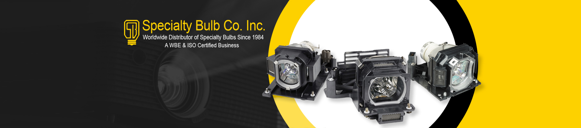 Specialty Projection Lamps